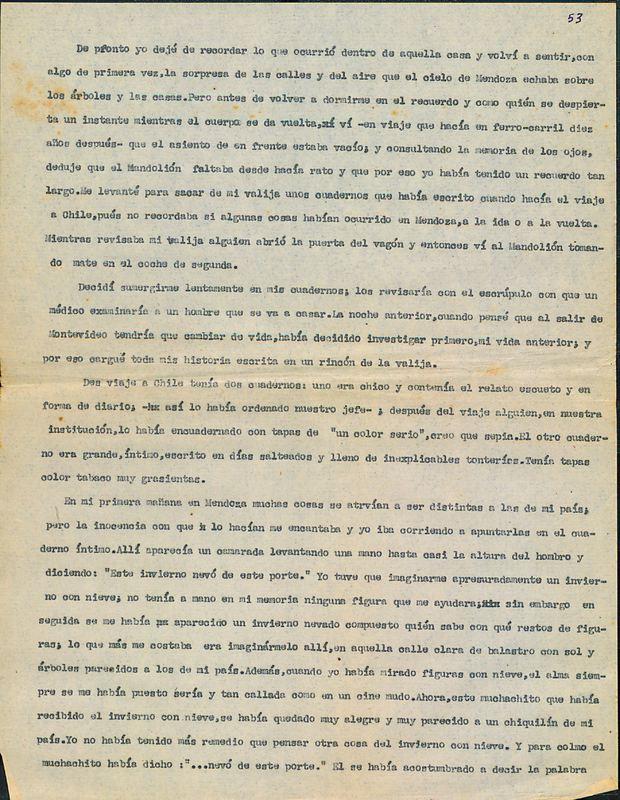 Tierras de la memoria [F4]   Shelfnum : FH-AA1-01-F4   Page : 13   Content : facsimile