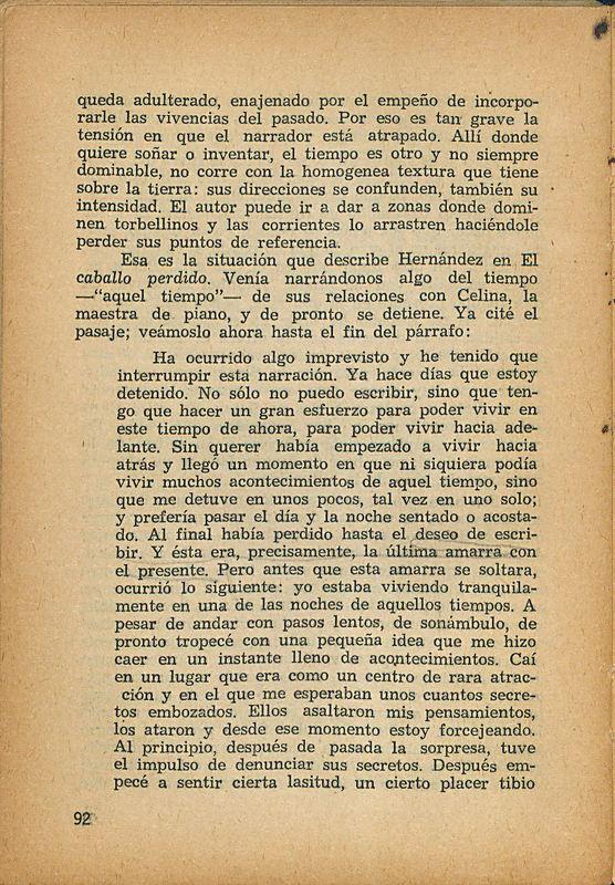 Tierras de la memoria | Shelfnum : FH-AA1-01 | Page : 92 | Content : facsimile