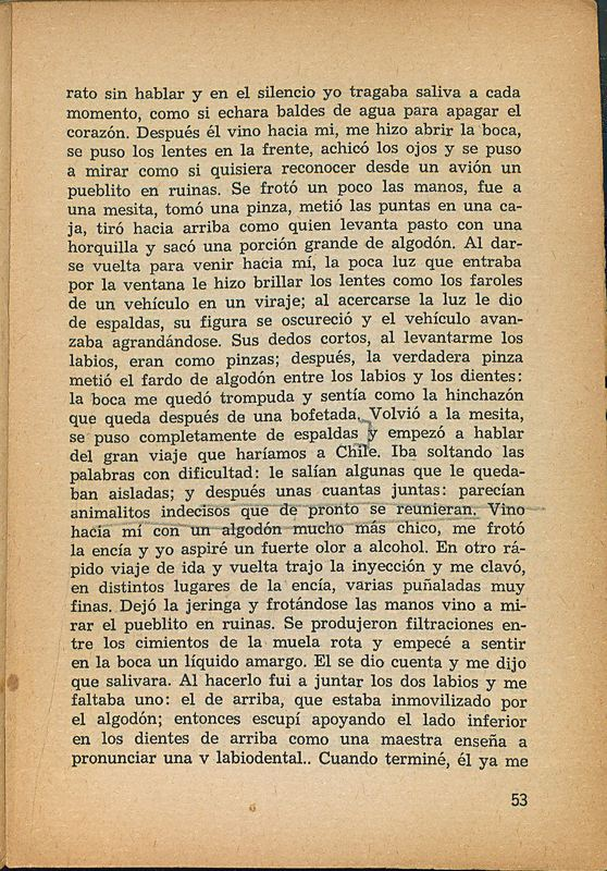 Tierras de la memoria | Shelfnum : FH-AA1-01 | Page : 53 | Content : facsimile