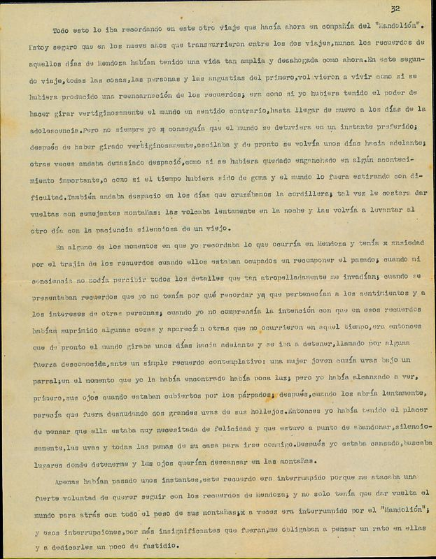 Tierras de la memoria [F2]   Shelfnum : FH-AA1-01-F2   Page : 20   Content : facsimile