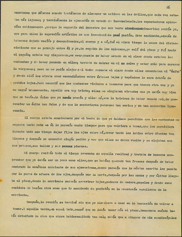 Tierras de la memoria [F2]   Shelfnum : FH-AA1-01-F2   Page : 14   Content : facsimile