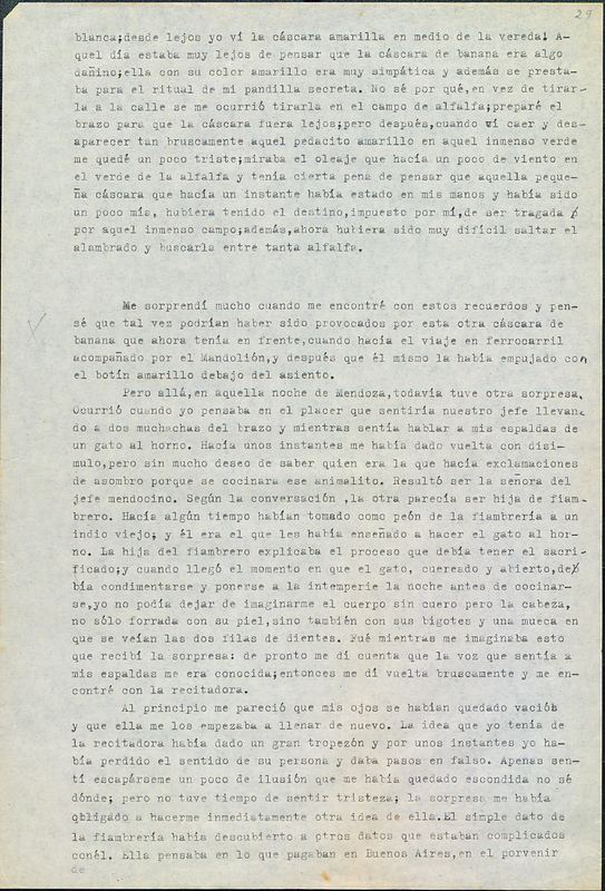 Tierras de la memoria [F6] | Shelfnum : FH-AA1-01-F6 | Page : 29 | Content : facsimile