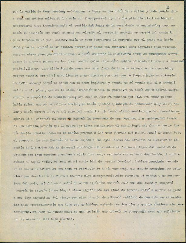Tierras de la memoria [F5] | Shelfnum : FH-AA1-01-F5 | Page : 38 | Content : facsimile