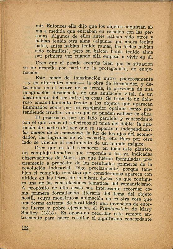 Tierras de la memoria | Shelfnum : FH-AA1-01 | Page : 122 | Content : facsimile