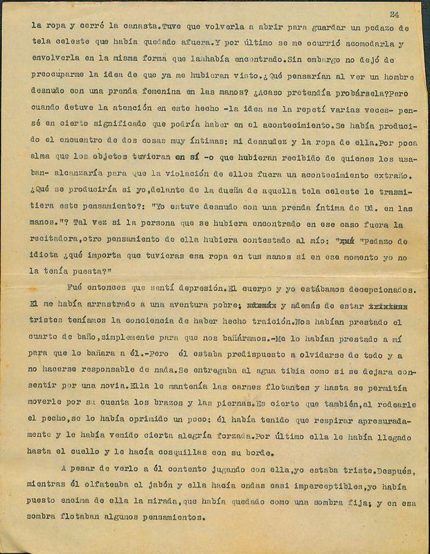 Tierras de la memoria [F2]   Shelfnum : FH-AA1-01-F2   Page : 12   Content : facsimile