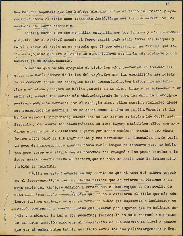 Tierras de la memoria [F5] | Shelfnum : FH-AA1-01-F5 | Page : 3 | Content : facsimile