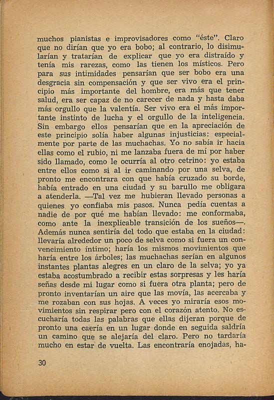 Tierras de la memoria | Shelfnum : FH-AA1-01 | Page : 30 | Content : facsimile