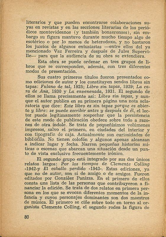 Tierras de la memoria | Shelfnum : FH-AA1-01 | Page : 80 | Content : facsimile