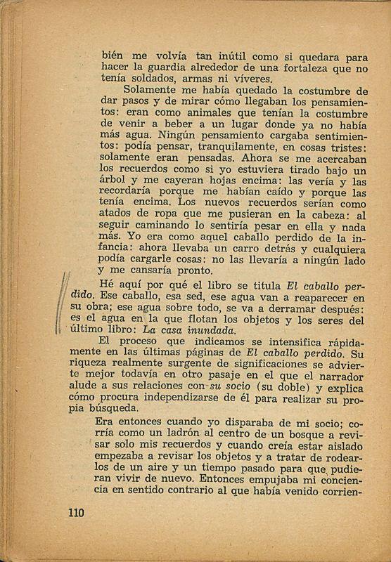 Tierras de la memoria | Shelfnum : FH-AA1-01 | Page : 110 | Content : facsimile