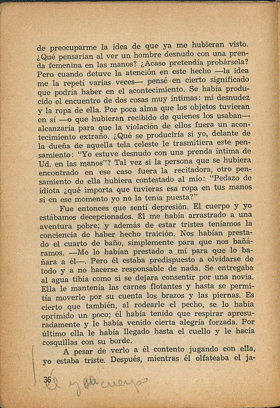 Tierras de la memoria | Shelfnum : FH-AA1-01 | Page : 36 | Content : facsimile