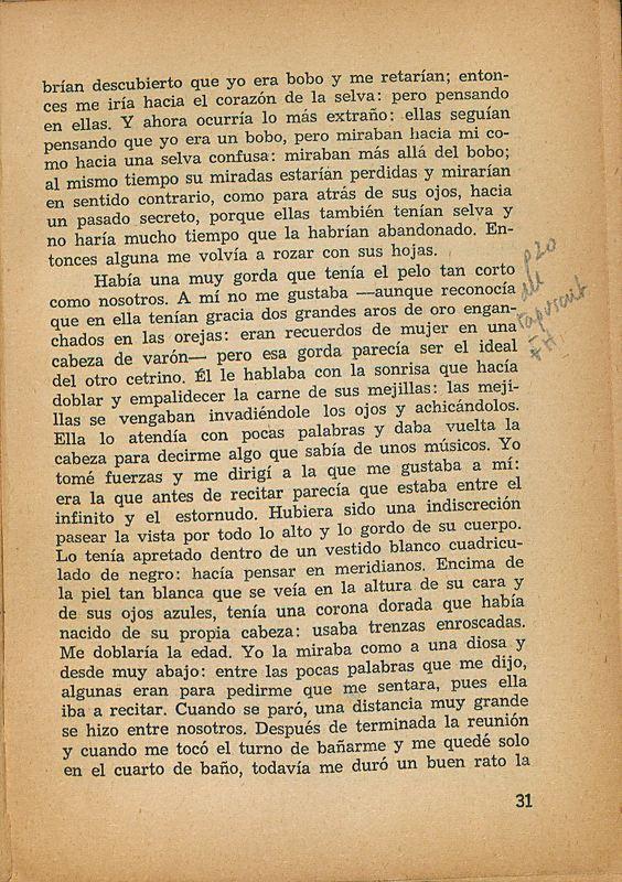 Tierras de la memoria | Shelfnum : FH-AA1-01 | Page : 31 | Content : facsimile