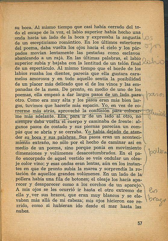 Tierras de la memoria | Shelfnum : FH-AA1-01 | Page : 57 | Content : facsimile
