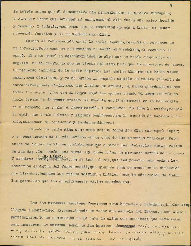 Tierras de la memoria [F1] | Shelfnum : FH-AA1-01-F1 | Page : 4 | Content : facsimile