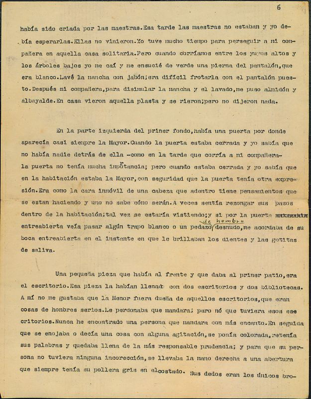 Tierras de la memoria [F1] | Shelfnum : FH-AA1-01-F1 | Page : 6 | Content : facsimile
