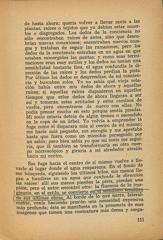 Tierras de la memoria | Shelfnum : FH-AA1-01 | Page : 111 | Content : facsimile