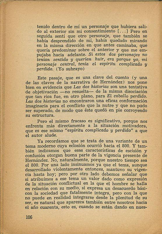 Tierras de la memoria | Shelfnum : FH-AA1-01 | Page : 106 | Content : facsimile