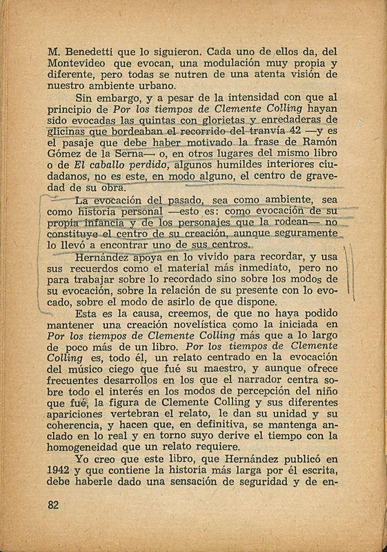 Tierras de la memoria | Shelfnum : FH-AA1-01 | Page : 82 | Content : facsimile