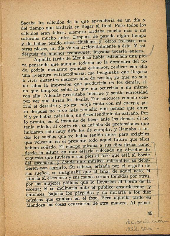 Tierras de la memoria | Shelfnum : FH-AA1-01 | Page : 45 | Content : facsimile