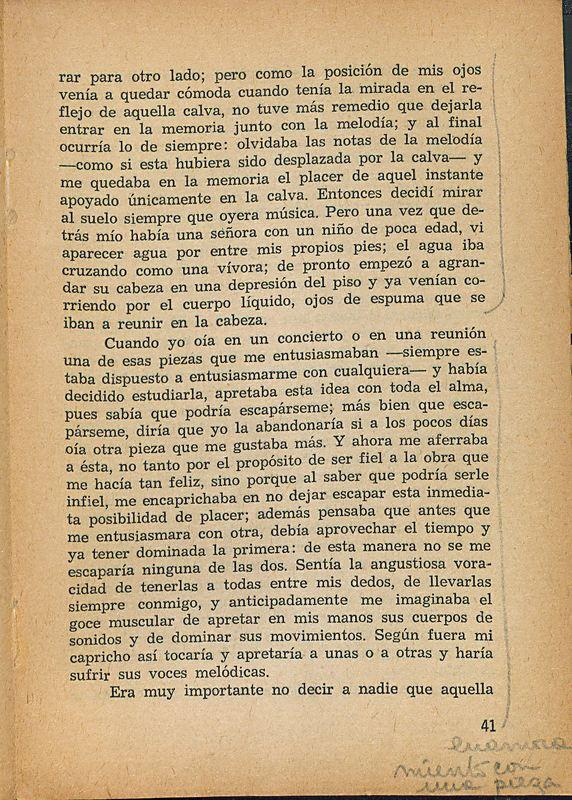 Tierras de la memoria | Shelfnum : FH-AA1-01 | Page : 41 | Content : facsimile
