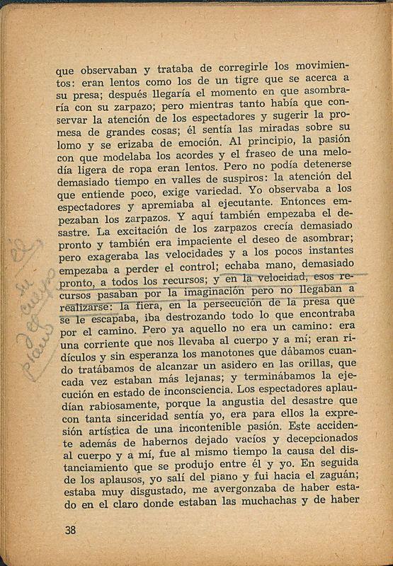 Tierras de la memoria | Shelfnum : FH-AA1-01 | Page : 38 | Content : facsimile