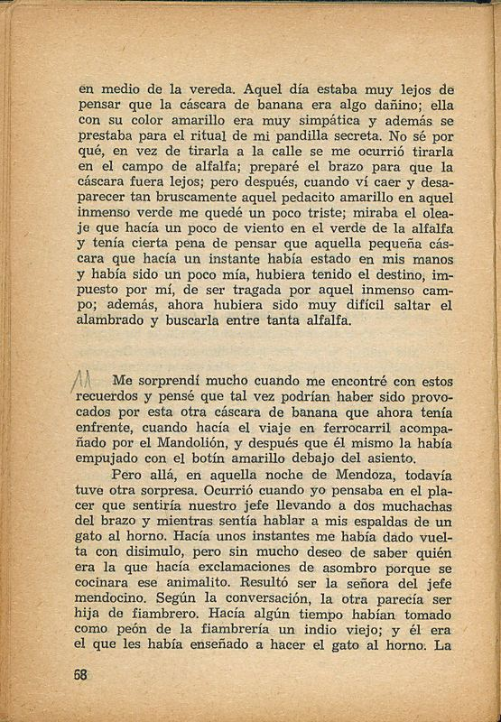 Tierras de la memoria | Shelfnum : FH-AA1-01 | Page : 68 | Content : facsimile