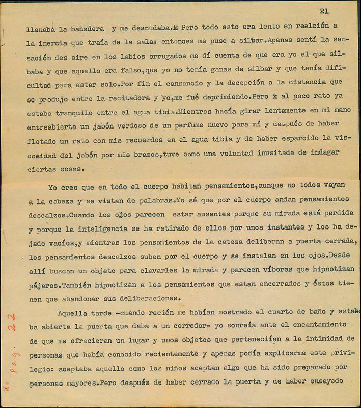 Tierras de la memoria [F2]   Shelfnum : FH-AA1-01-F2   Page : 10   Content : facsimile