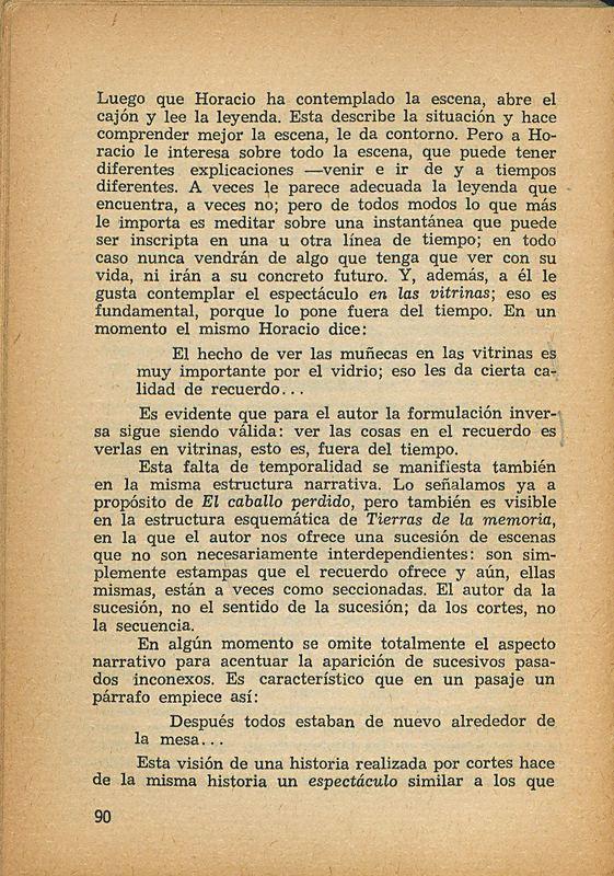 Tierras de la memoria | Shelfnum : FH-AA1-01 | Page : 90 | Content : facsimile
