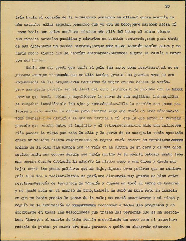 Tierras de la memoria [F2]   Shelfnum : FH-AA1-01-F2   Page : 9   Content : facsimile