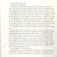 [París, Octubre 24 de 1947. Querira marre y helmanito: El abrazo y los besos]   Shelfnum : FH-B-1947-10-24