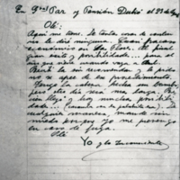 [Olé : Aqui me tiene.] | Shelfnum : FH-B-1940-08-23 | Page : 1 | Content : facsimile