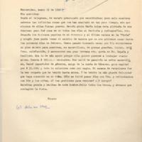 [Montevideo, enero 12 de 1948 [sic]. Mis queridos: Desde el telegrama]   Shelfnum : FH-B-1949-01-12