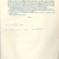 [Octubre 9 a las 9 de la mañana.] | Shelfnum : FH-B-1946-10-09 | Page : 1 | Content : facsimile