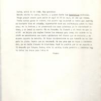 [París, abril 17 de 1948. Mis queridos: Recién recibo tu carta, Calita]   Shelfnum : FH-B-1948-04-17