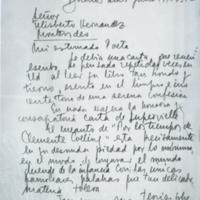 [Mi estimado poeta. Le debía una carta] | Shelfnum : FH-B-1943-07-19 | Page : 1 | Content : facsimile